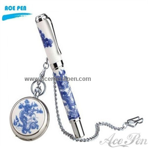 Blue and White Porcelain Pens 001