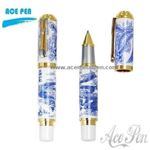 Blue and White Porcelain Pens  005