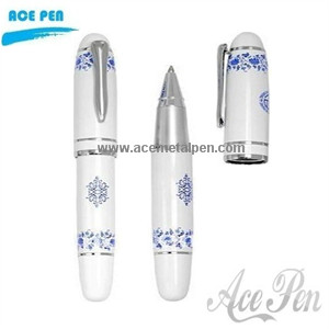 Blue and White Porcelain Pens 008