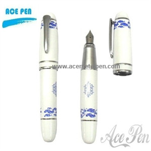 Blue and White Porcelain Pens 009