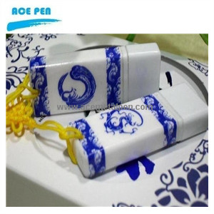 Blue and White Porcelain Pens 016
